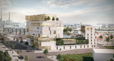 Winner of the Competition – CONSTRUCTION OF A MEDICAL HOUSE – LE HAVRE (76)