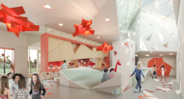 "WINNER OF THE COMPETITION – ""TRIOLET ST JUST"" SCHOOL COMPLEX – PETIT QUEVILLE (76)"