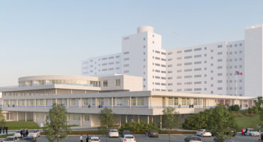 WINNER OF THE COMPETITION – EMERGENCY DEPARTMENT OF THE MEMORIAL HOSPITAL FRANCE USA – ST LÔ (50)